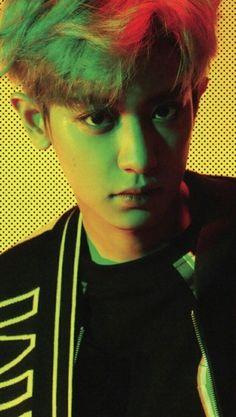 EXO Chanyeol Exo Kokobop, Park Chanyeol Exo, Kpop Exo, Exo Kai, Kyungsoo, Baekyeol, Chanbaek, Exo Album, The Power Of Music