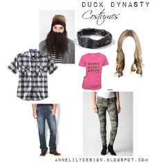 Duck Dynasty Miss Kay Womens Costume | Halloween | Pinterest ...