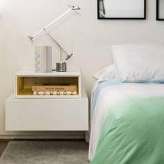360º Apartment: Quartos translation missing: br.style.quartos.moderno por DIEGO REVOLLO ARQUITETURA S/S LTDA.