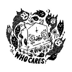 Oh, who cares?   by Haypeep's Artist Shop