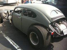 VW Hot Rod - beetle