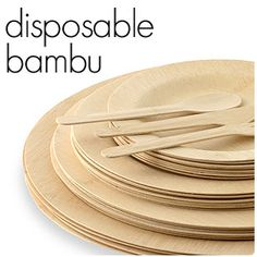 Bamboo Plates and Disposable Eco-Friendly Palm Leaf Dinnerware | Disposable plates Wedding and Weddings  sc 1 st  Pinterest & Bamboo Plates and Disposable Eco-Friendly Palm Leaf Dinnerware ...