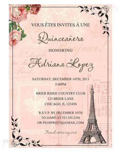 Get a huge discount on your Quince invitations! http://www.quinceanera.com/planning/6-quince-things-must-buy-black-friday/?utm_source=pinterest&utm_medium=article&utm_campaign=552-must-buy-black-friday