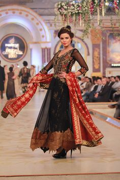 Pantene Bridal Couture Week 2013 Lahore- DAY 2