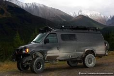Sportsmobile - The ultimate adventure vehicle!!