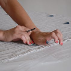 Precise hands creating