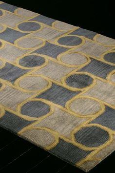 Modern Rugs From Bashian on HauteLook