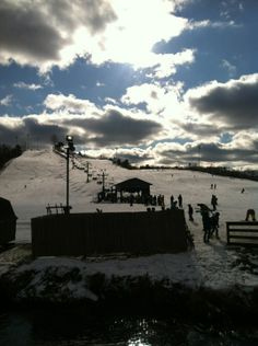 Cannonsburg, Michigan  I have never learned how to ski/snowboard, but I plan to next winter!