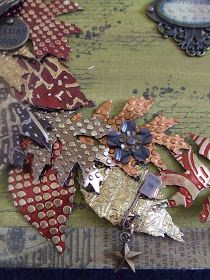 Yours Artfully: Tim Holtz Tattered Leaves
