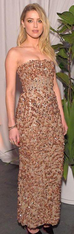 Amber Heard': Jewelry – Nigaam and Established Jewelry, bracelets by Sara Weinstock, Rachel Katz Jewelry, Vita Fede Jewelry, and EF Collection, as well as rings by Rachel Katz Jewelry and EFFY  Jewelry – J. Mendel