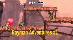 Rayman Adventures  Android Gameplay
