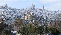 Barcelona nevada - 23/02/13