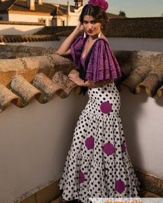 There are lots of style and color options, meaning that you may search several stor Flamenco Costume, Flamenco Dresses, Spanish Dress, Fancy Blouse Designs, Fairy Dress, Ballroom Dress, African Dress, Fashion Outfits, Womens Fashion