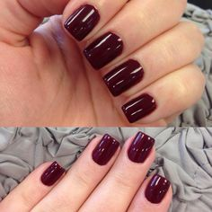 OPI GelColor Fall 2013 | OPI GelColor Malaga Wine