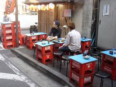 The aesthetics of street cooking - click opera
