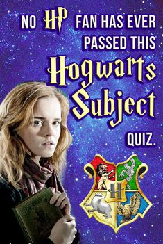 Hogwarts Quiz: Here's a Potter Quiz on various different Hogwarts subjects! How much do you really know about all the subjects at Hogwarts? #hermioneGranger #hogwarts #potterhead Take this quiz to find out!