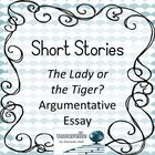 """lady or tiger essay """"the lady or the tiger"""" analysis, summary, lesson plans, and more."""