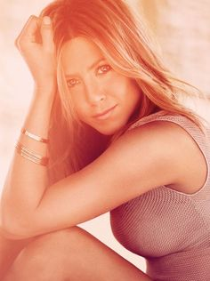 Jennifer Aniston...she's beautiful, funny and has amazing style. What's not to love?!