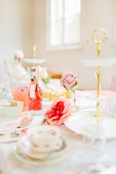 tea party bridal shower ... so perfect