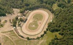Foxhall stadium, many a speedway watched here as a child.  Ipswich Town,  Suffolk,  England.