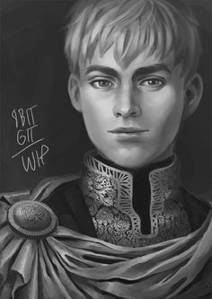 Arthur - Art by 8-bit-git.tumblr.com - Again with this artist and the super-awesome-and-complete-looking WIP; I wonder what their FINISHED pieces look like???