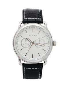 aldo watches hickmon silver fashion accessories for men aldo watches odonnell black