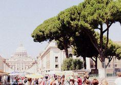 via to Basilica
