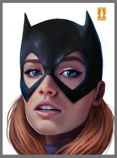 Batgirl by Kesryth Urban Batgirl Cosplay, Mundo Marvel, Marvel E Dc, Dc Comics, Comics Girls, Comic Book Characters, Comic Books Art, Book Art, Gotham Girls