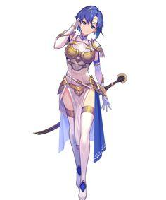 Warrior Girl, Spartan Warrior, Girls Characters, Fantasy Characters, Fictional Characters, Catria Fire Emblem, Shadow Dragon, Female Drawing, Fire Emblem Characters