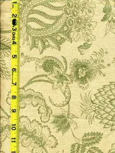 img6904 from LotsOFabric.com! Order swatches online or shop the Fabric Shack Home Decor collection in Waynesville, Ohio. #linen #upholstery #green #floral