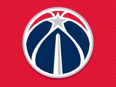 """Wizard Basketball - I LOVE this logo!  The """"W,"""" the wizard's wand complete with sparkly magic, the basketball...it's all there, and so well integrated. Wow. Nice work!  :)"""