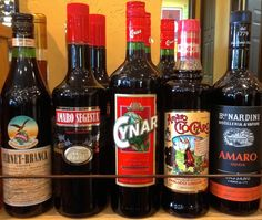 Amari Everything you need to know about these fantastic Italian bitters. Turkey Leg Recipes, Liquor Store, Cheaters, Bitter, Beer Bottle, Spirit Store, Beer Bottles