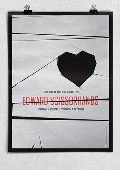 Edward Scissorhands by Vasilis Magoulas