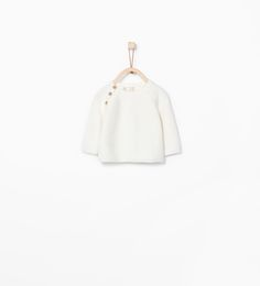 ZARA - KIDS - Knit sweater with star