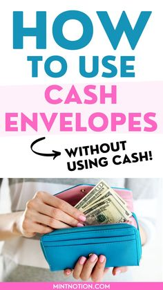 How to use the cash envelope system without cash. If you want to follow Dave Ramsey's cash envelopes without cash, check out these budget tips to help you get started. Includes common cash envelope categories and free cash envelope printables. If you don't want to worry about carrying cash in your wallet, the cashless envelope system can be a great way to save money. Life On A Budget, Paying Off Student Loans, Cash Envelope System, Cash Envelopes, Free Cash, Create A Budget, Frugal Living Tips, Dave Ramsey, Debt Payoff