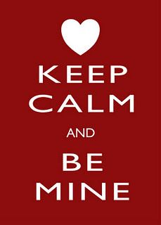 Valentine's Day Keep Calm Printable