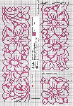 This Pin was discovered by Bet Celtic Cross Stitch, Cross Stitch Borders, Cross Stitch Flowers, Cross Stitch Designs, Cross Stitching, Cross Stitch Embroidery, Embroidery Patterns, Cross Stitch Patterns, Knitting Charts