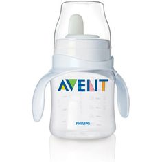 Philips Avent Polypropylene Training Cup, BPA-Free, Multicolor