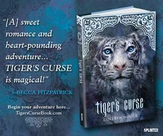 Tiger's Curse is magical & one of the best book series ever!! <3