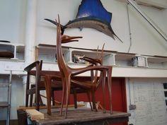 gazelle chair, Furniture Revival, Chicago