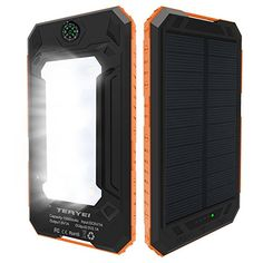Cell Phone Battery Charger, Solar Phone Chargers, Solar Charger, Portable Solar Power, Outdoor Fashion, Special Deals, Solar Panels, Usb, Sun Panels