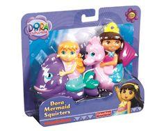 Fisher-Price Dora The Explorer Mermaid 2-Pack Squirters Fisher-Price,http://www.amazon.com/dp/B00606J022/ref=cm_sw_r_pi_dp_xiXNsb1HQGZHWPMX