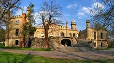 Палац-Садиба Курісів, Маєток Покровське, або Петрівський Замок