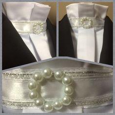 Dressage-stock Pearl handmade by Glamourhorze