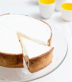 רביבה אפל: עוגת גבינה אפוייה