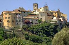 Biot, above Nice, south of France.