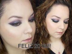 Look Morado Para Año Nuevo | Feliz 2016 HD