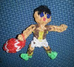 For Footy Season - Hawks AFL player (based on Izzalicious Designs fairy body)