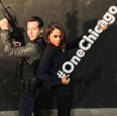 OneChicago Antonio & Gabby Dawson siblings Chicago Fire and PD