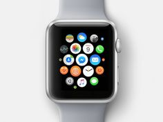 Excited to share one of the projects I worked on this summer, Messenger for Apple Watch. Ui Ux, App Ui, Bad Room Ideas, Apple Watch Apps, Ui Animation, Mobile Ui Design, Apple Products, Interactive Design, User Interface